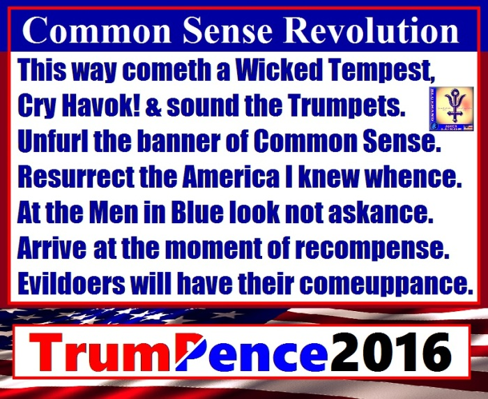 poem Trumpence